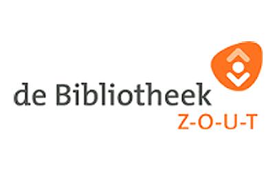 Logo Bibliotheek Z-O-U-T