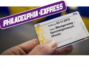 Toegangsbewijs tot de Philadelphia - Managersdag