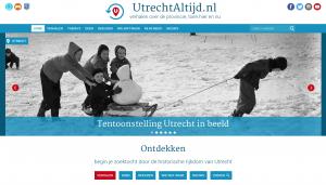 Startpagina UtrechtAltijd.nl