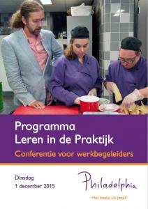 Programma Leren in de Praktijk