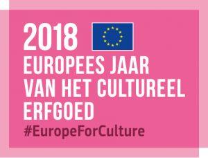 Logo Europees jaar van het cultureel erfgoed